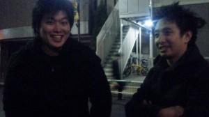 宇津雄一の宇宙一ラジオ 2012年1月4週目はアシスタント片岡永子さん登場!