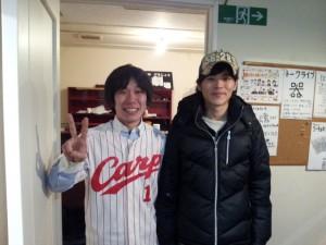 フクローズラジオ第3回は湘南デストラーデ×トゥモローズで「気になるトーク」!!