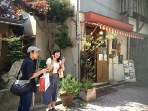 宇津雄一の宇宙一ラジオ 2012年5月第3週は片岡永子&カーリー前編