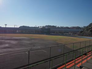 八千代市総合運動公園野球場